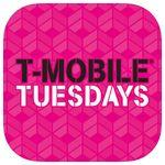 Here are next week's freebies from the T-Mobile Tuesdays app
