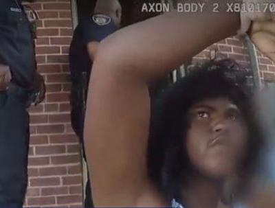 Police: Man wore wig, dress to try to deceive officers