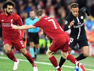 Champions League scores: Neymar, PSG dazzles vs. Liverpool; Spurs get late winner; Barcelona, Atletico Madrid advance