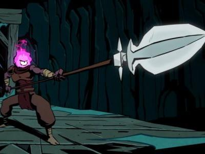 Dead Cells Rise Of The Giant DLC Comes To Switch This Week