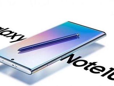 This is the clearest Samsung Galaxy Note 10 leak yet