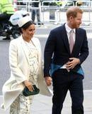 Meghan Markle Is Giving Off Major Jackie O Vibes With Her Chic Hat