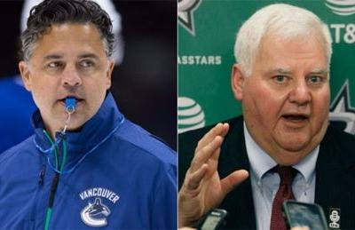 NHL's coaching carousel features newbies, familiar faces