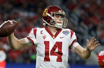 Joel Klatt after Sam Darnold's Pro Day: 'The NY Giants are on the clock because the 1 pick was totally solidified today'