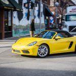 2017 Porsche 718 Boxster PDK Automatic - Instrumented Test