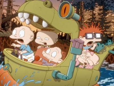 We've Got News That'll Make '90s Kids Want to Roar Like Reptar - Rugrats Is Coming Back!