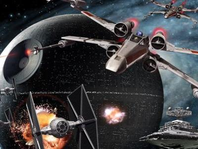 EA may be working on an online, open-world Star Wars game