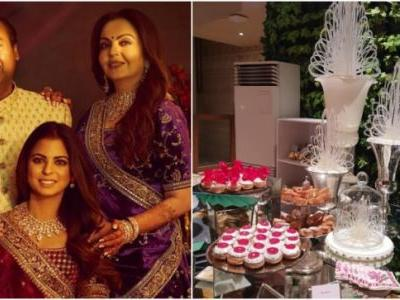 Isha Ambani's wedding menu had these lavish dishes. See pics