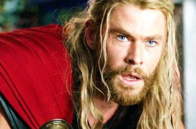 Thor's Long Hair Returns in Avengers 4 Set Video and