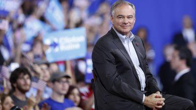 Tim Kaine's son faces misdemeanor charges after Trump rally incident