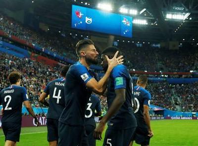 France peaking perfectly as they head to World Cup final