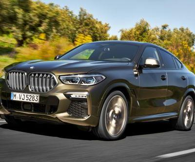 2020 BMW X6 Revealed With A Light-Up Grille