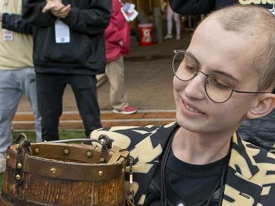 Tyler Trent, Purdue superfan, dies after battle with cancer