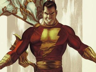 Zachary Levi Is 'Honored and Greatly Humbled' To Be Cast As Shazam