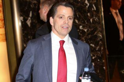 Anthony Scaramucci on Track to Become Next White House Communications Director