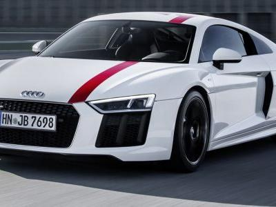 Limited Edition Audi R8 V10 RWS Is A Supercar Made For Purists