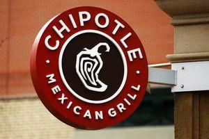 Chipotle says employee worked while ill at Va. location