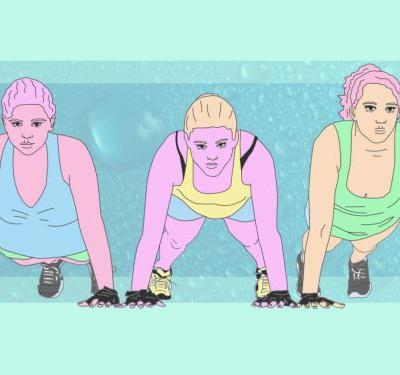 Can you train for a half marathon in just four weeks doing HIIT and spin?