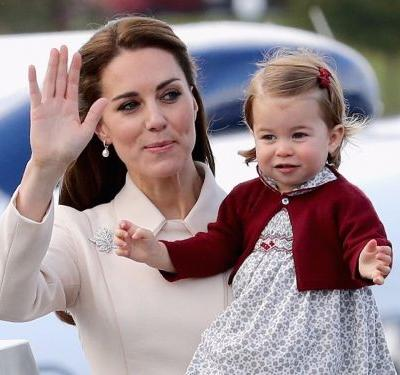 13 times Kate Middleton and Princess Charlotte had the perfect mother-daughter style