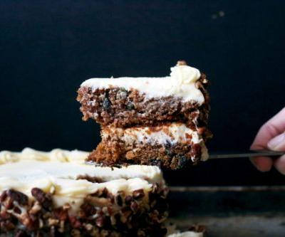King Arthur's Carrot Cake: A classic cake, perfected