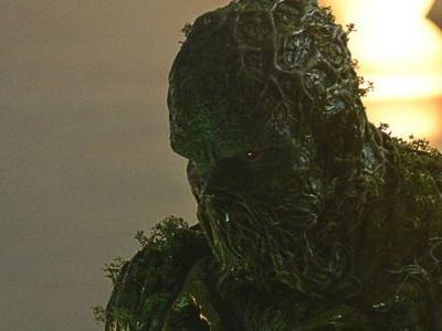 DC Universe Releases New Swamp Thing Photos
