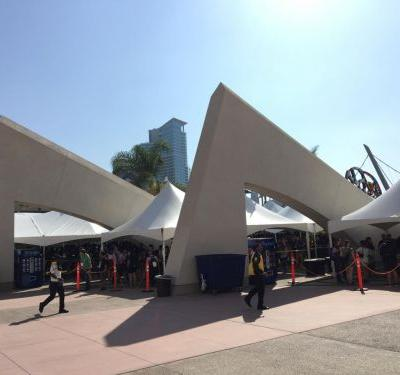 Comic-Con 2018: As Always, It's A Nightmare To Get Into SDCC's Main Hall