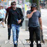 Jeffrey Dean Morgan and Norman Reedus's NYC Outing Makes Us Feel Anything but Dead Inside
