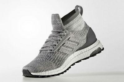 Adidas Unveils the Fan-Favorite UltraBOOST ATR mid in a Subdued Grey Colorway