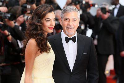 Thankfully, George Clooney Did NOT End Up Naming His Twins After His Tequila Brand