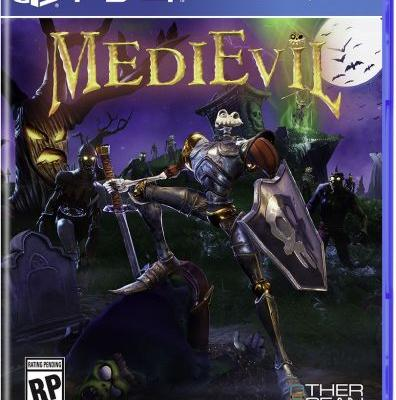 MediEvil is Unearthed October 25, 2019