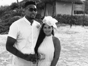 Jordan Banjo And Girlfriend Naomi Courts Welcome A Baby Boy