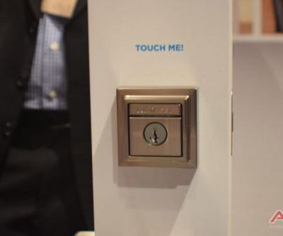 Hands-On With Kwikset's New Kevo Smart Lock - CES 2018