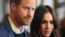Prince Harry, Meghan Markle Hit By Anthrax Scare