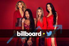 Fifth Harmony's First Single as a Quartet, 'Down,' Debuts Atop Billboard + Twitter Trending 140 Chart