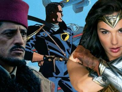 Spielberg's Blackhawk Movie Could Be a Wonder Woman Spin-Off