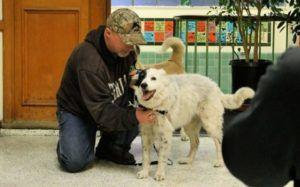 Man Joyously Reunites With Dog Feared Dead In CA Camp Fire