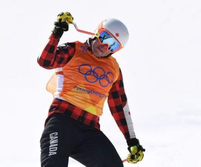 Canadian Winter Olympics athlete, his wife, and the son of a BC senator were arrested in South Korea and charged with stealing a car