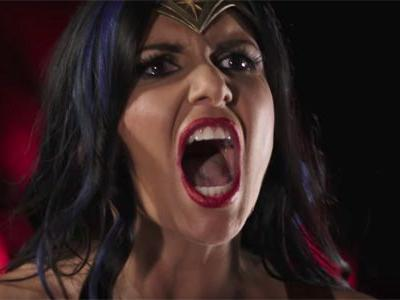 Justice League Has A Porn Parody And It Takes Itself Very Seriously