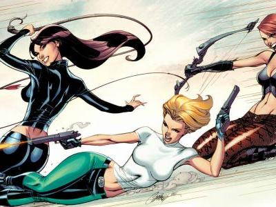 Danger Girl Movie Based On 90s Comic Lands Kick-Ass 2 Director