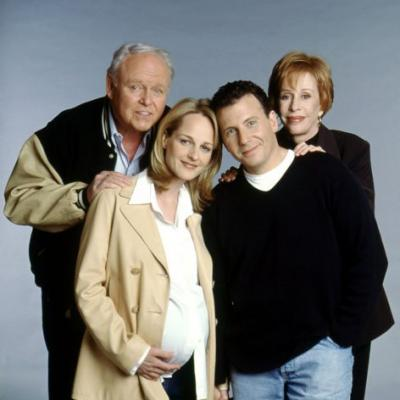 Helen Hunt and Paul Reiser Are Reportedly Returning For a Mad About You Reboot
