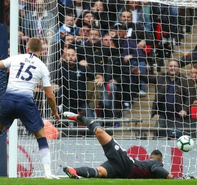 Tottenham 1 Cardiff City 0: Dier seals victory for unconvincing Spurs