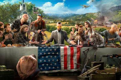 'Far Cry 5' abandons banana republics to fight madmen in the Land of the Free