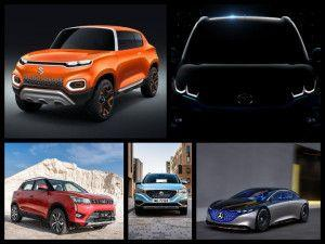 Top 10 Electric Cars Likely To Be Showcased At Auto Expo 2020