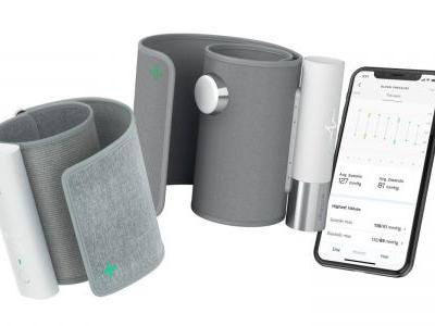 Withings launches BPM Core blood pressure monitor with ECG, works with Apple Health