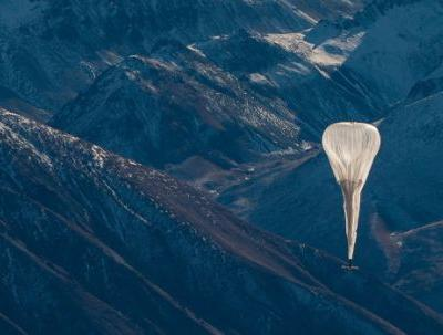 Alphabet's Loon internet balloons can now fly 600 kilometers apart