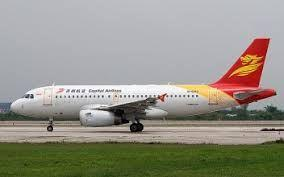 Chinese airline makes emergency landing with two wheels missing