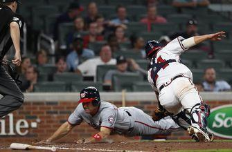 Braves LIVE To Go: One bad inning dooms Braves in loss to Nationals