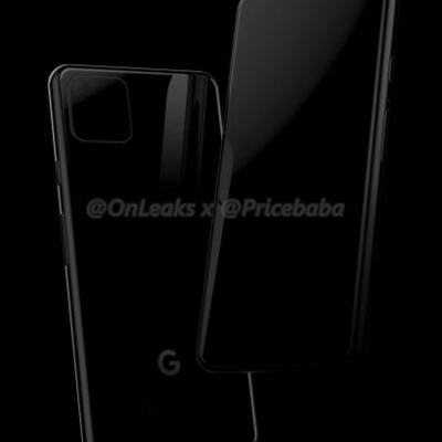 Is This The Google Pixel 4, Or The New iPhone?