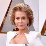 Jane Fonda, Queen, Takes a Moment to Thank Her Oscars Glam Squad
