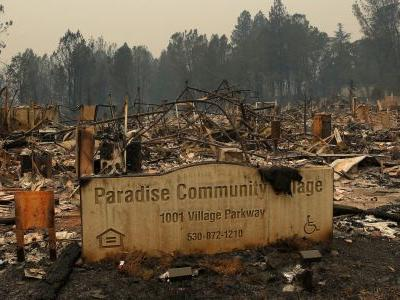 It was a thriving town of 27,000, and now it's smoldering ash; here's how Paradise, California, became a fire trap